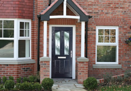 What are the 5 main composite door benefits?