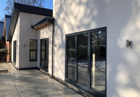 How secure are modern aluminium windows?